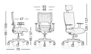 ergonmske stolice prodaja cene