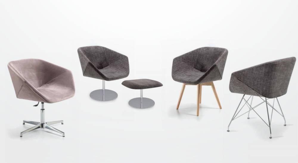kancelarijske stolice u vise boja
