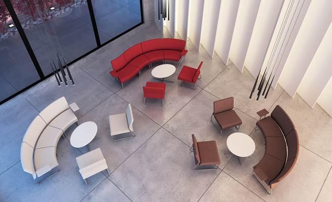 Kako opremiti lobby u kancelarijskom prostoru