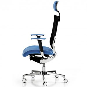 Ergonomska radna stolica M-280-sml-ac280-br18-b1-gt-g