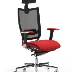 Ergonomska radna stolica M 280-sml-ac280-br18-b1-gt-g