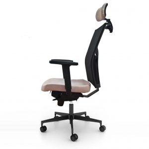 Kancelarijska stolica M 255-sm-pu-br26-l4-t1-nm-g