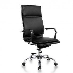 Fotelja za kancelariju FAF-12-crna