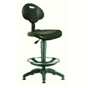 Laboratorijska (industrijska) stolica - M 650/cp/x/br6/l5/s/o