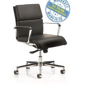 M 285 kancelarijska stolica modrulj