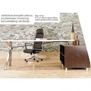 Modularni stolovi za kancelariju Storage 2