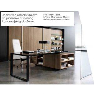 Modularni stolovi za kancelariju Storage 4