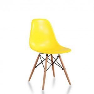 Plastična stolica za restorane FAP-4 Zuta