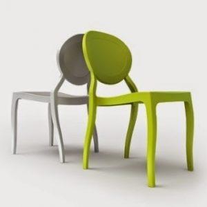 Plasticne stolica za restorane i kafice CT-357-RK