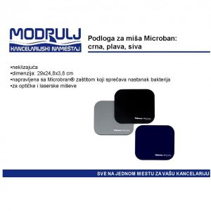 Podloga za misa Microban