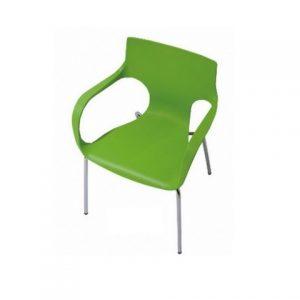 Stolice za kafice sa metalnim nogama CT-309-RK