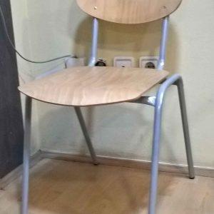 Drvena stolica.