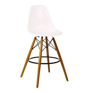 Stolice za kafice FAB3 bela