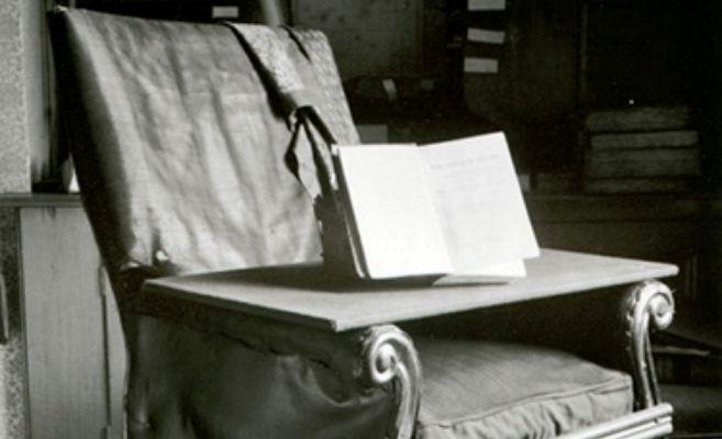 Evolucija jedne kancelarijske stolice