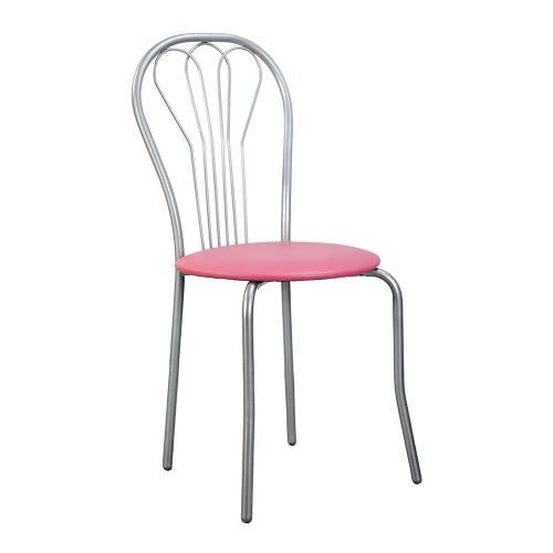 Stolica za restoran roze