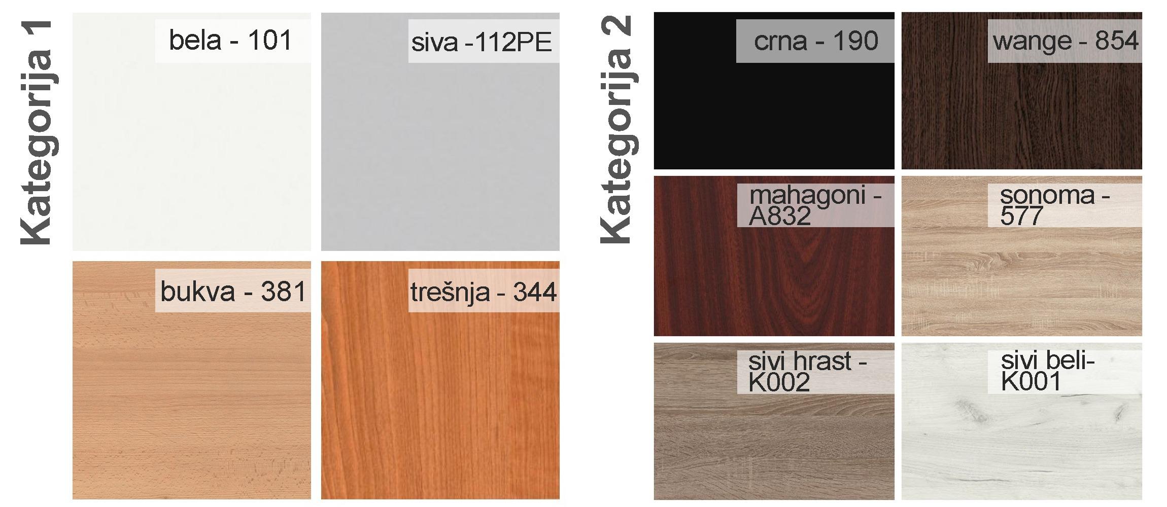 Drvene ploče za stolove sa metalnim nogama