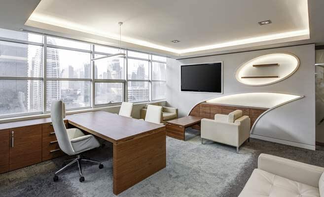 Moderna kancelarija i kancelarijski nameštaj