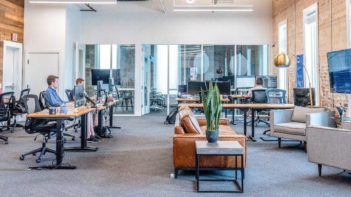 Prva kancelarija na svetu
