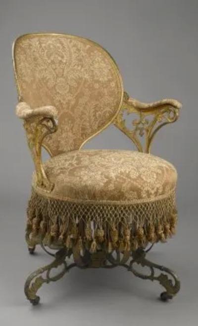Viktorijanski dizajn stolice