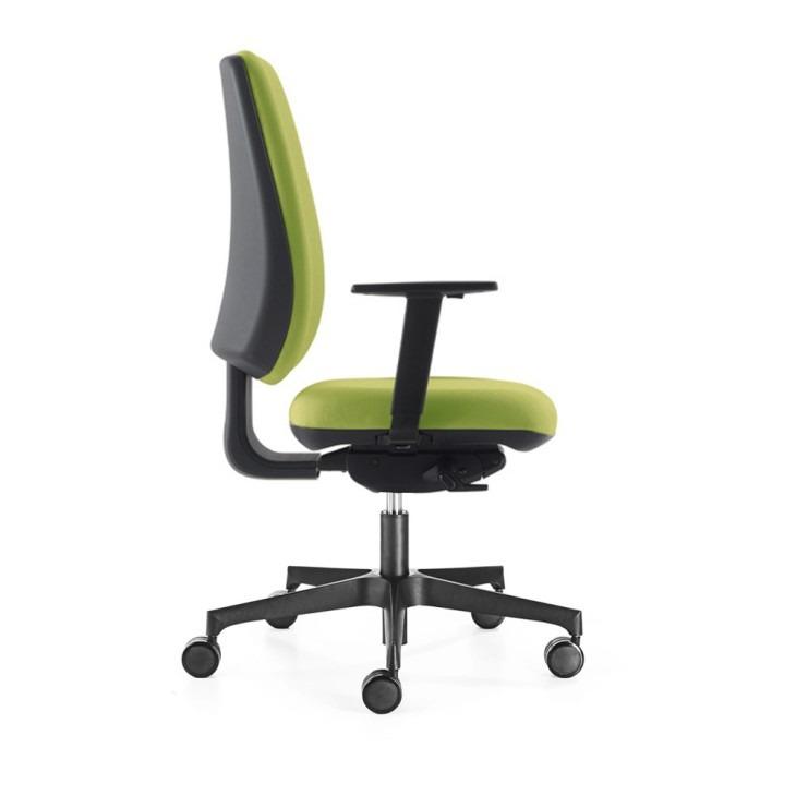 Daktilo stolica M 209 zelena