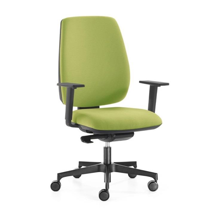 Daktilo stolica m 209 zelene boje
