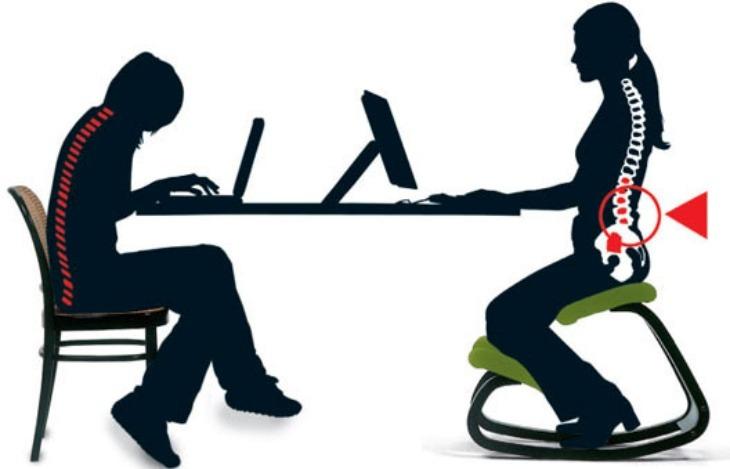 Prednosti korišćenja klečećih stolica