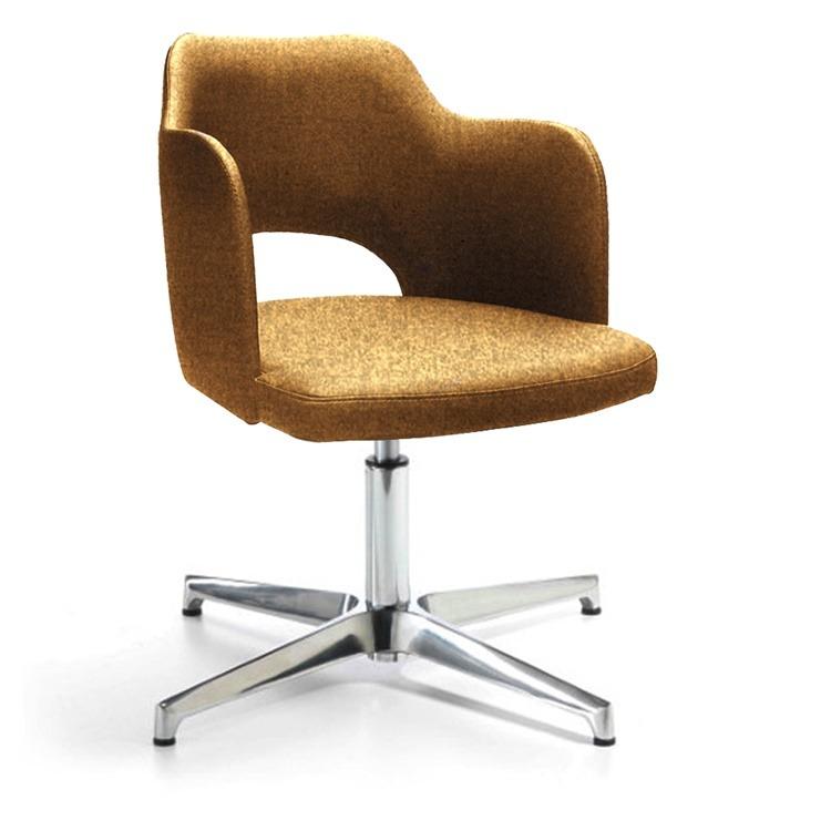 stolica za kancelariju braon boje